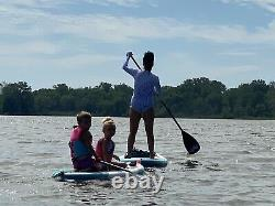106 Inflatable Stand Up Paddle Board with Accessories