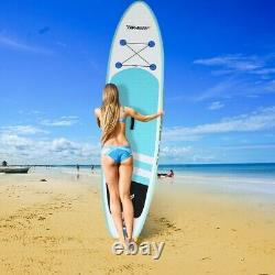 10Ft Inflatable Hydro-Force Wave Edge Stand Up Paddle Board, withComplete kit