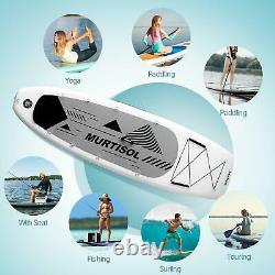 10.5'336 Inflatable Paddle Board Stand Up Paddle Board with Premium Accessories