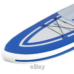 10'5 Inflatable Stand Up Paddle Board Package Set Includes Many Accessories