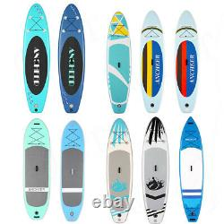 10.5' Inflatable Stand Up Paddle Board SUP Surfboard Non-Slip Complete Set Hot