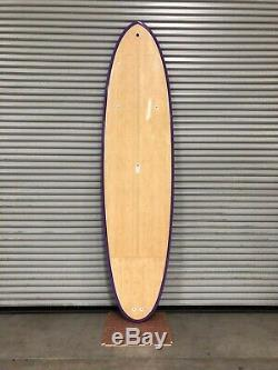 10'6 Epoxy Stand Up Paddle Board Sup Fiberglass All Around Package Deal