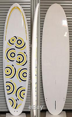 10'6 x 31.5 x 4.75 PACKAGE DEAL Stand Up Paddle Board SUP Yellow Pad