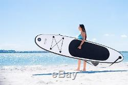 10 Foot SUP With Travel Accessories Best 2018 Inflatable Stand Up Paddle Board