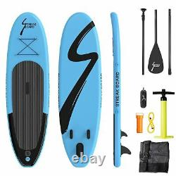10 ft Inflatable Stand Up Paddle Board SUP Non-slip Board ISUP with complete kit