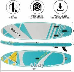 11'/10' Inflatable Stand Up Paddle Board Surfboard SUP Paddelboard complete Kit3