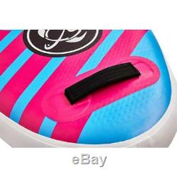 11' Inflatable Stand Up Paddle Board SUP Surfboard with complete kit Reinforced