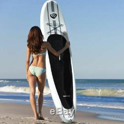 11' Inflatable Stand Up Paddle Board SUP with Adjustable Paddle Travel Backpack