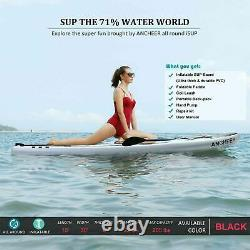 11 nflatable Stand Up Paddle Board Surfboard SUP Paddelboard with complete kits