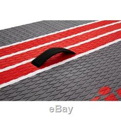 12' Durable Inflatable Stand up Paddle Board SUP Water Sports SAIL FIN