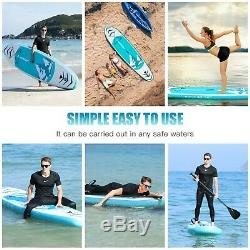 12ft Stand-Up Paddleboard Sup With 3 Years Warranty All Around WithFull Accessories