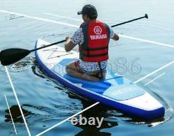 16FT Inflatable SUP Stand Up Paddle Board Accessories Float Paddle Full Pump Set