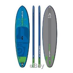 2017 Starboard 11'2 Blend Zen Inflatable SUP Stand Up Paddle Board