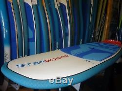 2018 STARBOARD HYPER NUT 6'10x26.5 STARLITE FOIL SURF STAND UP PADDLE BOARD SUP