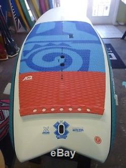 2018 STARBOARD HYPER NUT 7'4x30 STARLITE FOIL SURF STAND UP PADDLE BOARD SUP