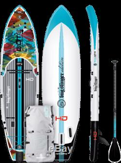 2019 Bote Hd Aero Bugslinger Inflatable Sup Stand Up Paddleboard Paddle Board