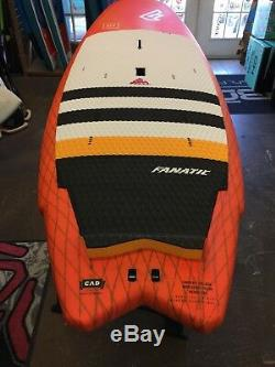2019 Fanatic Stubby 8'7 Foil Surf SUP Stand Up Paddleboard