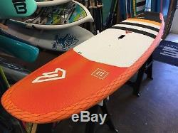 2019 Fanatic Stubby 8'7 Surf SUP Stand Up Paddleboard