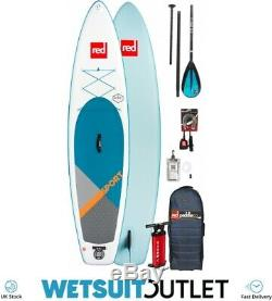 2019 Red Paddle Co Sport 11'0 Inflatable Stand Up Paddle Board + Bag Pump