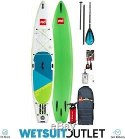 2019 Red Paddle Co Voyager 13'2 Inflatable Stand Up Paddle Board + Bag Pump