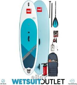 2019 Red Paddle Co WindSUP 10'7 Inflatable Stand Up Paddle Board + Bag Pump