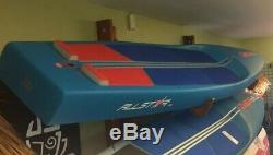 2019 Starboard All Star Allstar 14 x 24.5 Hybrid Carbon Stand Up Paddleboard
