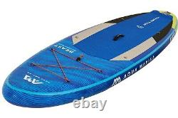 2021 Aqua Marina Beast 10'6 Stand Up Paddle Board Inflatable SUP with Paddle