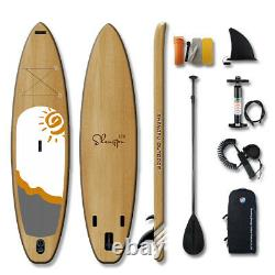 2021 ISUP Inflatable Stand Up Paddle Board, SUP with Accessories