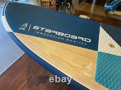 2021 Starboard Wedge 92 X 32 160l Stand Up Paddleboard Sup S. U. P