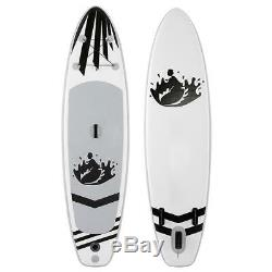 30 Inflatable Stand Up Paddle Board Deck Skill Levels Single-layer Surfing Pad