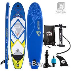 Aqua Marina Beast 10'6 Stand Up Paddle Board Inflatable SUP (6 Thick) with Bag