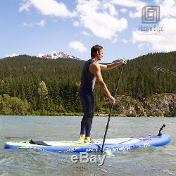 Aqua Marina Beast Stand Up Paddle Board 10'6 Inflatable SUP with Paddle and Leash
