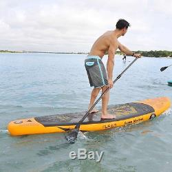 Aqua Marina Fusion 10' 10 (6 Thick) Stand Up Paddle Board Inflatable SUP