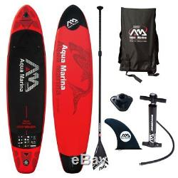 Aqua Marina Monster 12' Stand Up Paddle Board Inflatable SUP