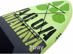 Aqua Marina Thrive stand up paddle board sup BT-17TH inflatable 9 feet 9 inches