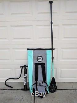 BOTE Aerobote 11'6 Drift Inflatable Stand Up Paddleboard SUP Paddle Board iSUP