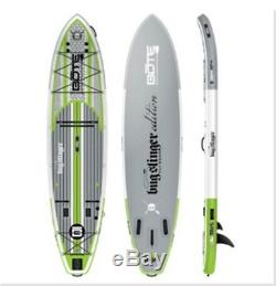 BOTE DRIFT AERO 11'6 INFLATABLE STAND UP PADDLE BOARD. Bugslinger Edition. FISH