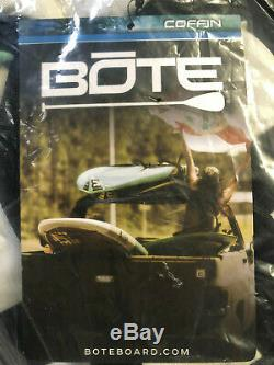 BOTE Stand Up Paddleboard Travel Bag / Coffin Fits 12' Bote SUPs New