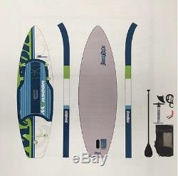 BRAND NEW Jimmy Styks Monsoon Inflatable iSUP Stand Up Paddle Board Package