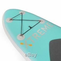 Backpack water sport aqua 10ft Inflatable SUP Stand Up Paddleboard Kayak