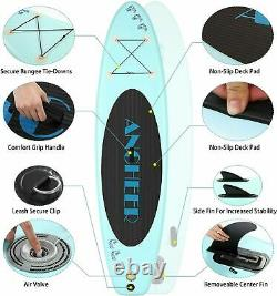 Bestway Hydro-Force 10 Foot Inflatable Stand Up Paddle Board SUP & Kayak