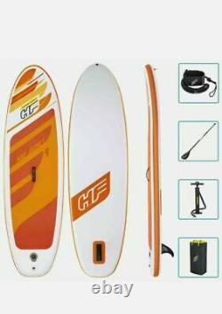 Bestway Hydro Force 9ft 100kg Aqua Journey Inflatable SUP Stand Up Paddle Board