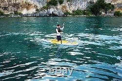 Bestway Hydro-Force Cruiser Tech Inflatable Stand Up Paddle Board, 10'6 x 30 x