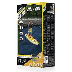 Bestway Hydro Force SUP Aqua Cruise Set Inflatable Stand Up Summer Paddle Board