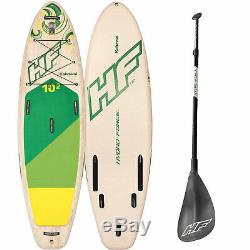 Bestway Inflatable Kahawai HF Hydro Force Stand Up Paddle Board I-SUP Allround