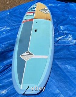 Boardworks Muse Stand Up Paddle Board 10'6 Blue SUP