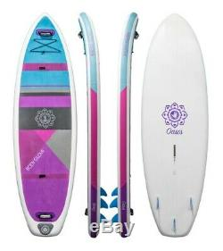 Body Glove OASIS Stand up Paddle Board (ISUP) with bag, paddle & pump