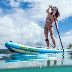 Body Glove Performer 11' Inflatable Stand Up Paddle Board Package, with Pump