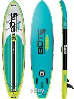 Bote 11' Breeze Native Inflatable Stand Up Paddleboard