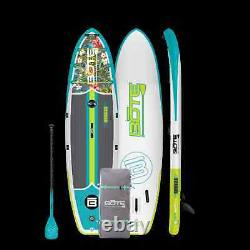 Bote Breeze Aero Native Floral 10'8 Inflatable Sup Stand Up Paddle Board